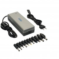 Bandridge 120 W USB-notebookadapter 1.8 m