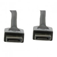 DISPLAYPORT KABEL MALE - MALE 1.8 M