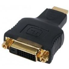 hdmi male - dvi female