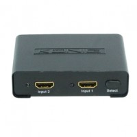 König 2 POORTS HDMI SWITCH