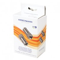 HIRSCHMANN PUSH-ON F CONNECTOR
